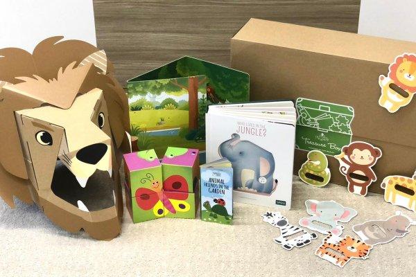 Treasure Box Items