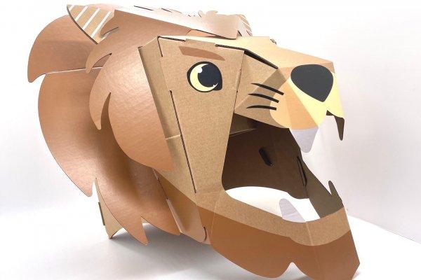 Wonder Hat - Lion